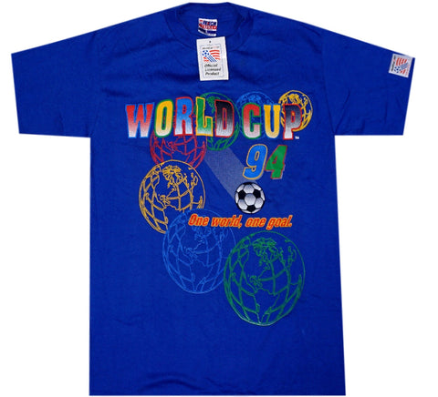 1994 World Cup Soccer Shirt - And Still
