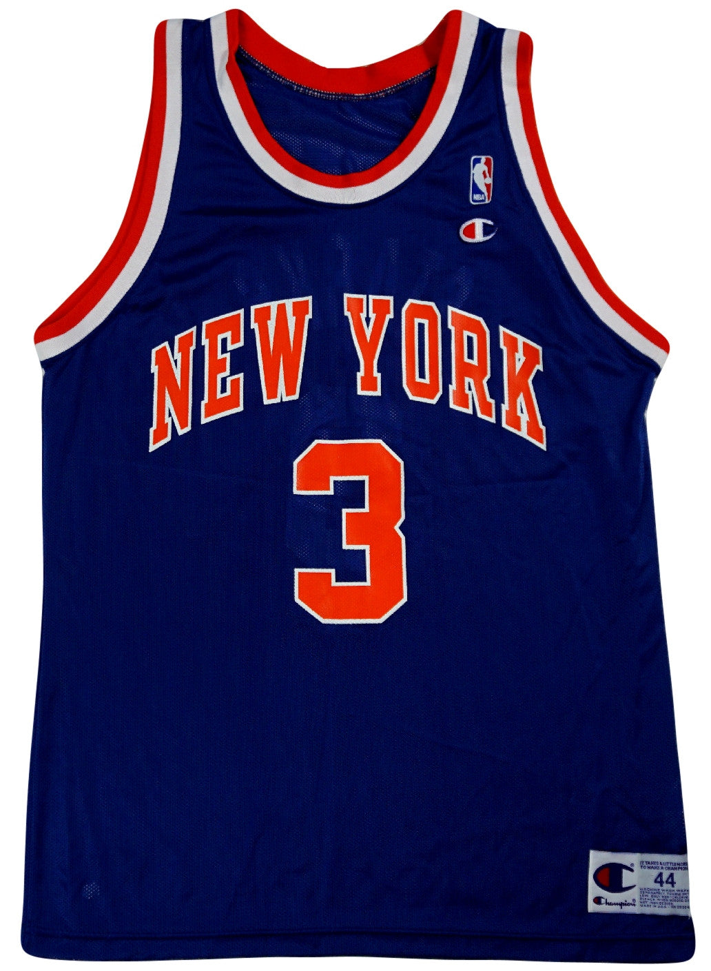 John Starks Knicks Jersey - And Still
