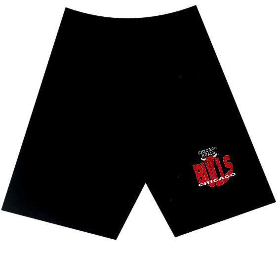 Bulls Vintage 90's Game Shorts - And Still