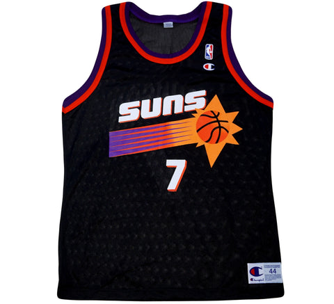 Kevin Johnson Suns Jersey - And Still