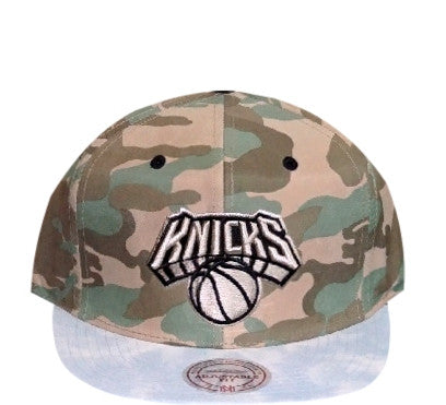 Knicks Retro Snapback Hat - And Still