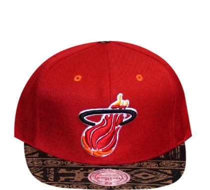 Heat Retro M&N Strapback Hat - And Still
