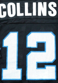 Kerry Collins Panthers Jersey - And Still