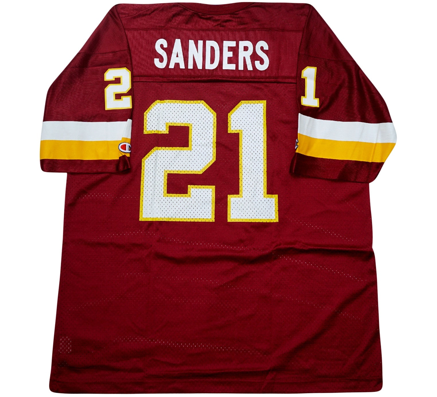 Deion Sanders Redskins Jersey - And Still
