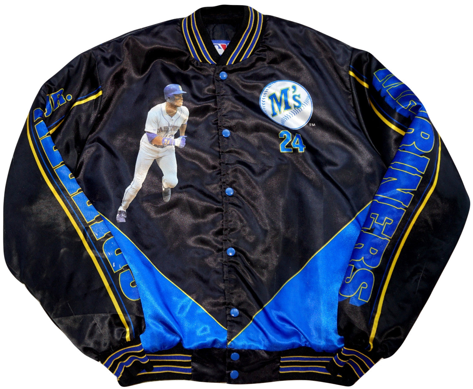 Ken Griffey Jr Mariners Jacket - And Still