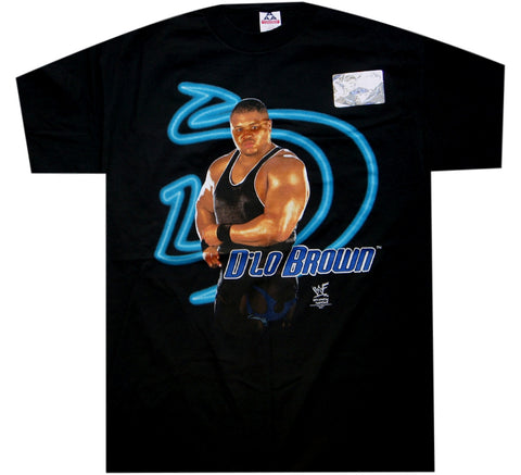 D'Lo Brown Vintage WWF Shirt - And Still