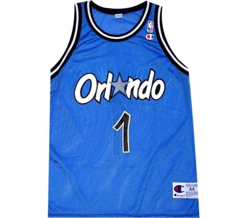 Penny Hardaway Magic Jersey