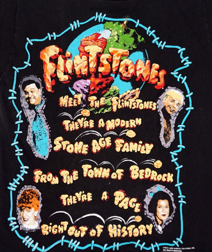 Flintstones Vintage Movie Shirt - And Still