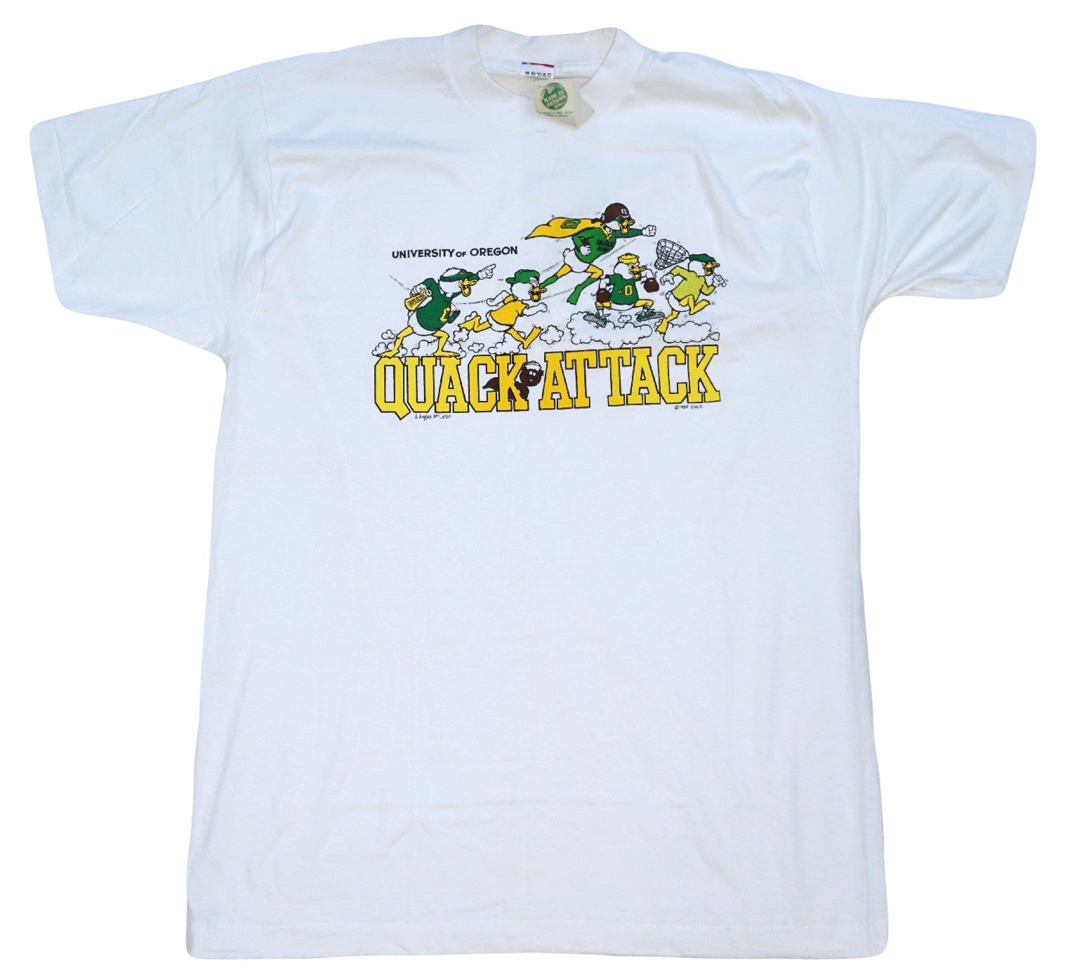 Ducks Vintage College Shirt - And Still