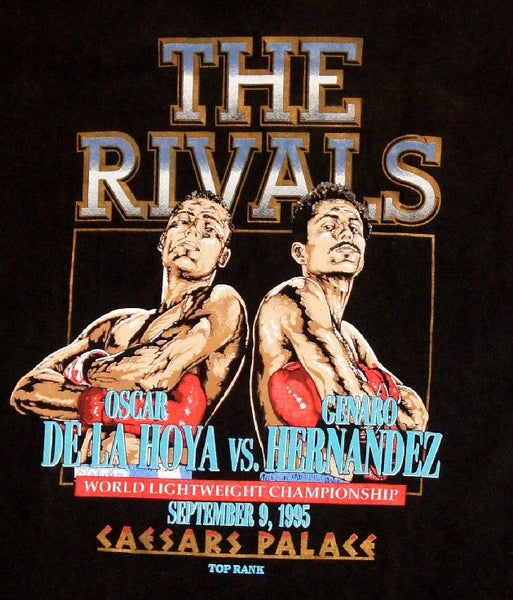 De La Hoya vs Fernandez Shirt - And Still