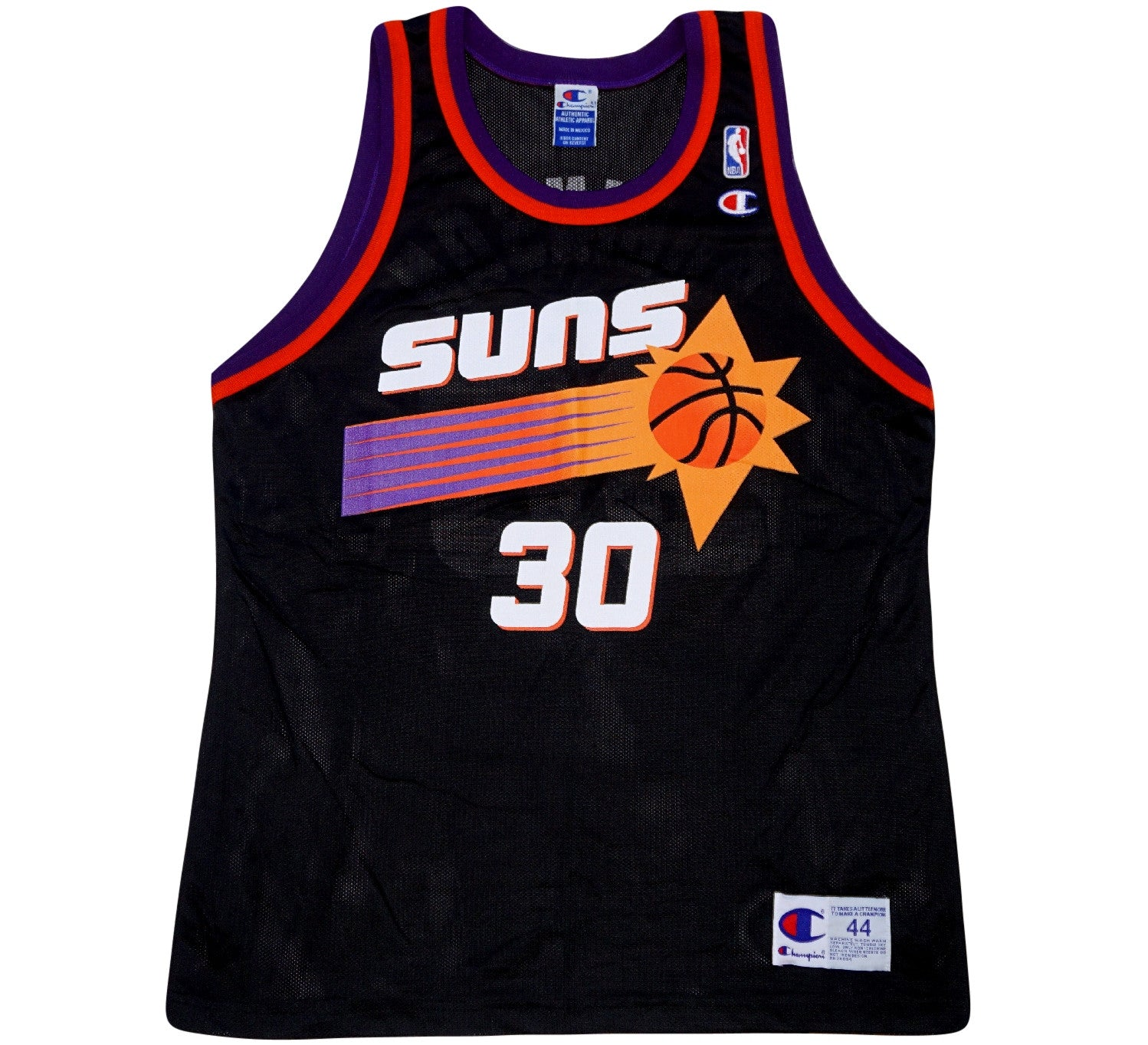 Cliff Robinson Suns Jersey - And Still
