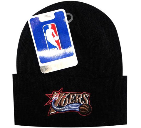 76ers Retro NBA Knit Beanie