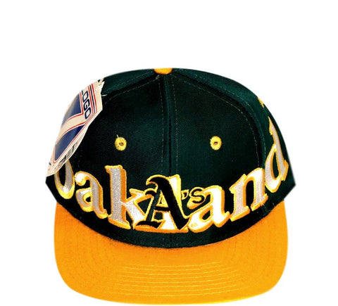 Athletics Vintage Snapback