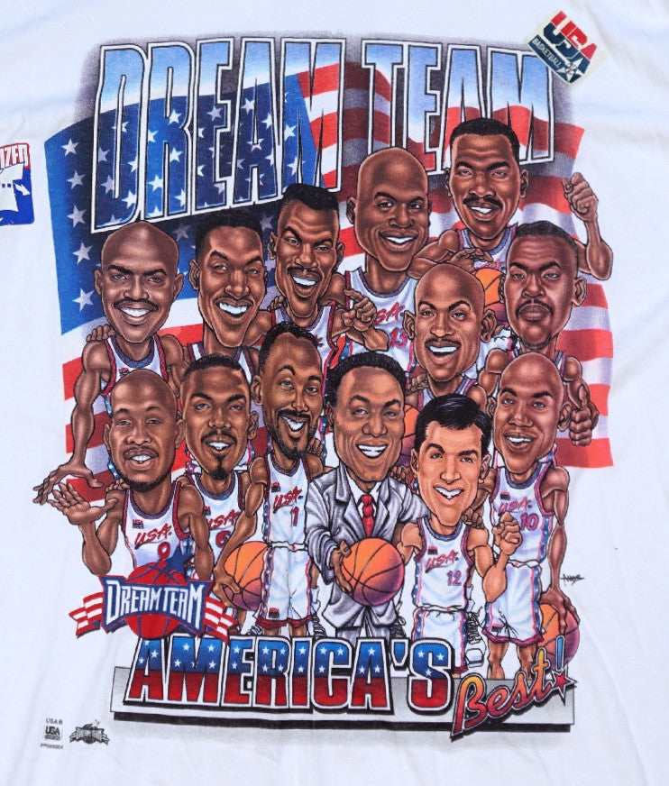 1996 Dream Team Two Shirt - And Still