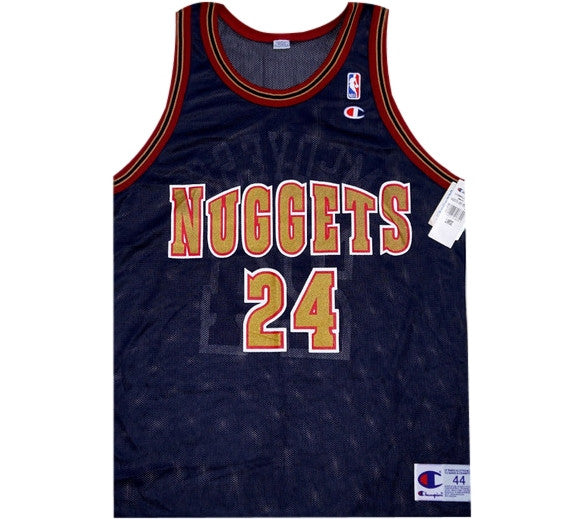 Antonio McDyess Nuggets Jersey - And Still