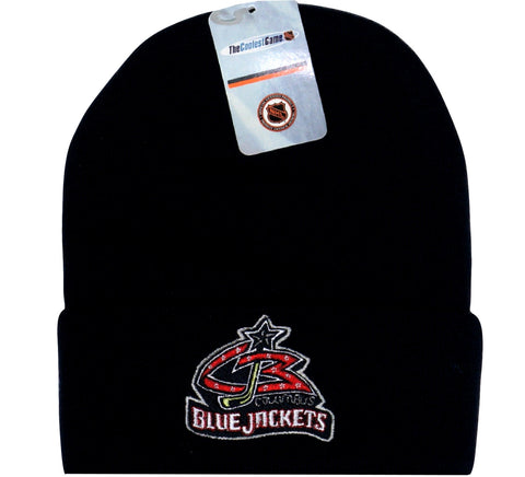 Blue Jackets Vintage Beanie - And Still