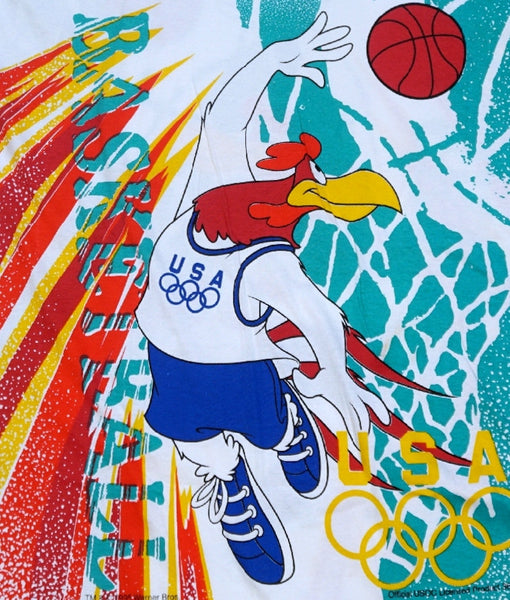 Foghorn Leghorn Olympic Shirt - And Still