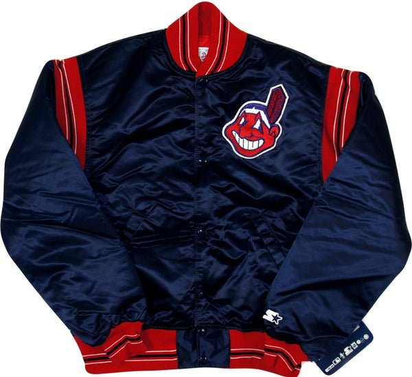 Indians Vintage Starter Jacket - And Still