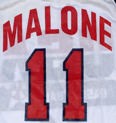 Karl Malone 1992 USA Jersey - And Still