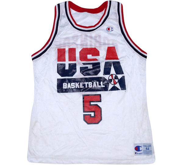 David Robinson 1992 USA Jersey - And Still