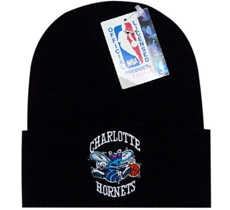 Hornets Vintage Knit Beanie - And Still