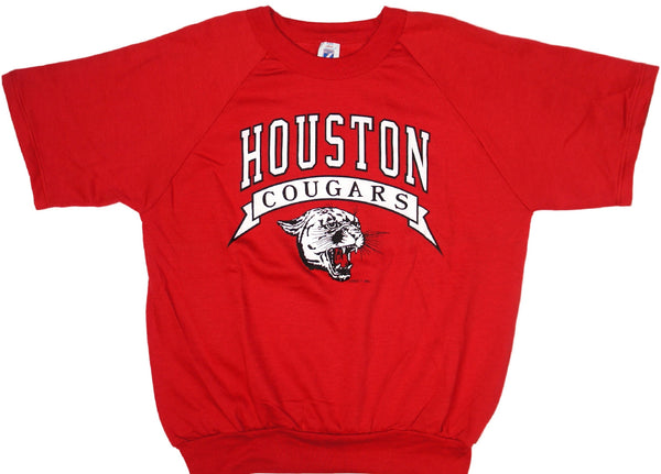 Cougars Shorts Sleeve Crewneck - And Still