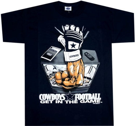 Cowboys Vintage 90's Shirt - And Still