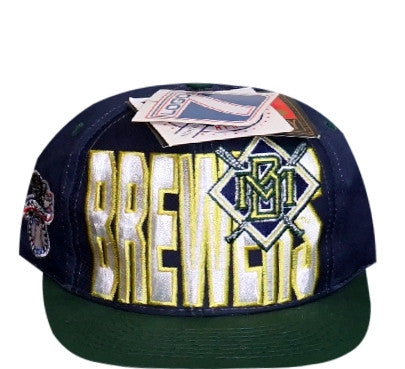 Brewers Vintage Snapback - And Still