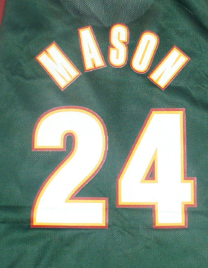 Desmond Mason Sonics Jersey - And Still