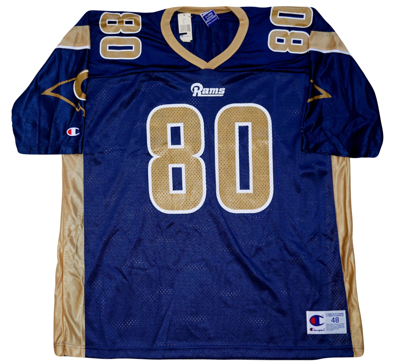Isaac Bruce Rams Jersey - And Still