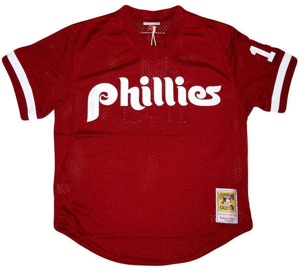 John Kruk Phillies Jersey - And Still