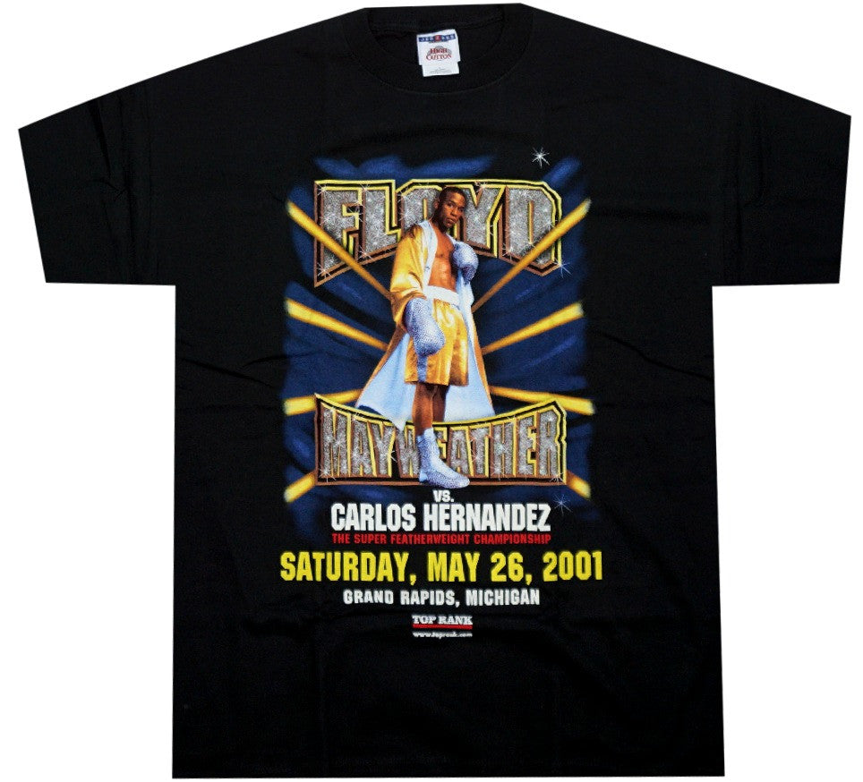 Floyd Mayweather Vintage Shirt - And Still