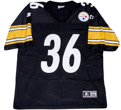 Jerome Bettis Steelers Jersey - And Still