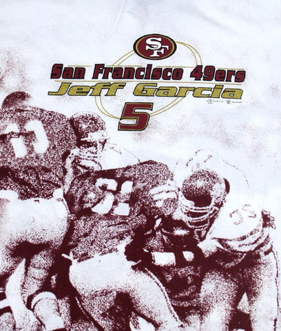 49ers Jeff Garcia Vintage Shirt - And Still