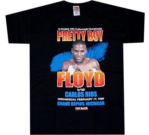 Mayweather VS Rios Fight Shirt - And Still