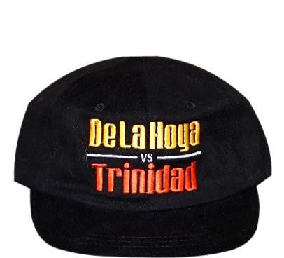 De La Hoya/Trinidad Strapback - And Still