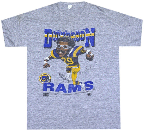 Eric Dickerson Rams 80's Shirt - And Still