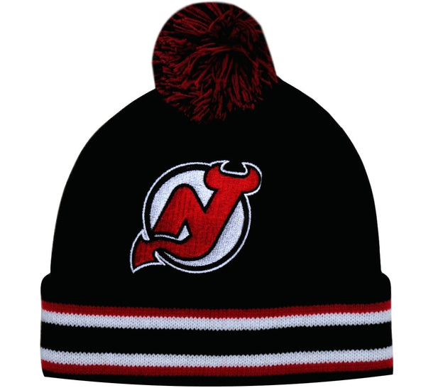 Devils Retro M&N Pom Beanie - And Still