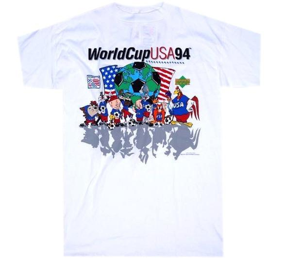 Looney Tunes World Cup Shirt
