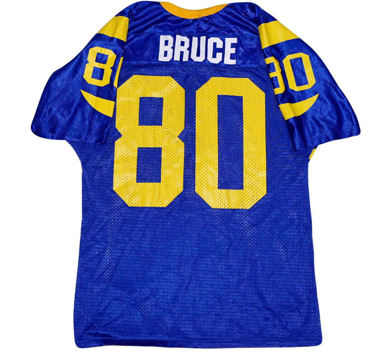 Issac Bruce Rams 90's Jersey - And Still