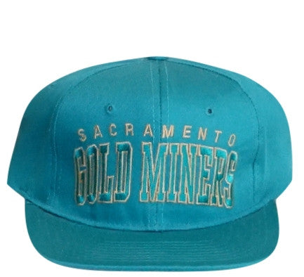 Gold Miners Starter Snapback - And Still