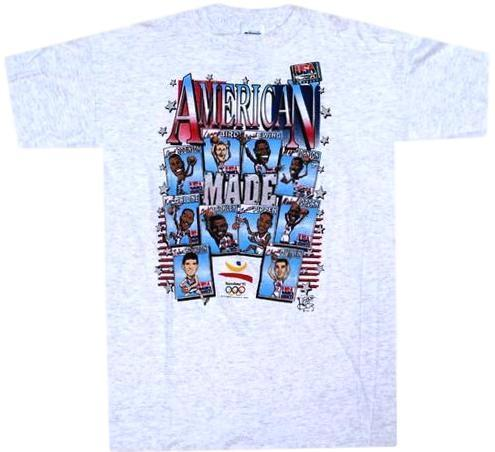 Dream Team Vintage USA Shirt