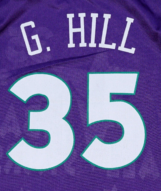 Grant Hill 1995 All Star Jersey - And Still