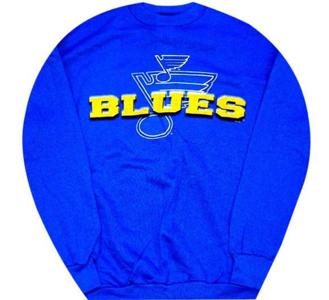 Blues Vintage 90's Sweatshirt - And Still