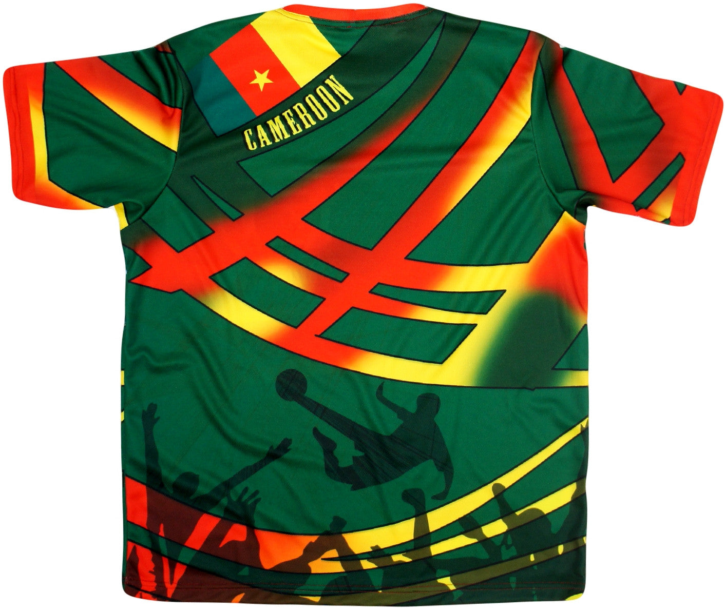 Cameroon 2014 World Jersey - And Still