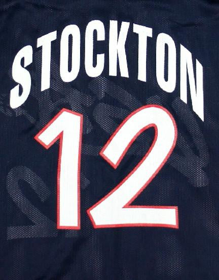 John Stockton USA 1996 Jersey