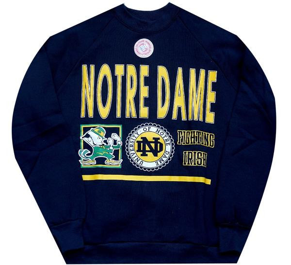 Fighting Irish Vintage Sweatshirt - And Still