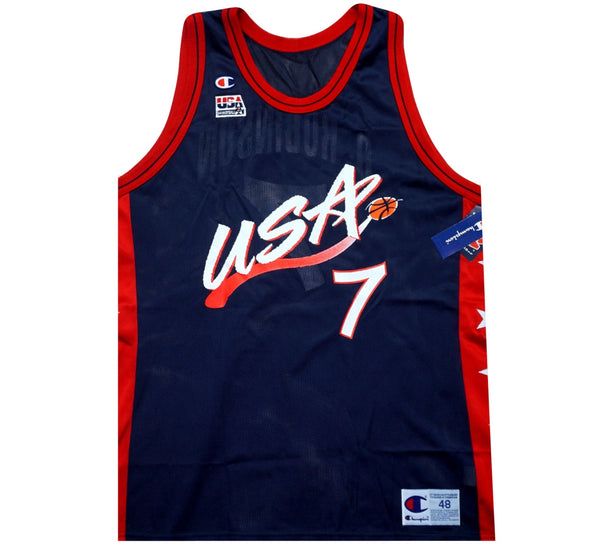 David Robinson 1996 USA Jersey - And Still