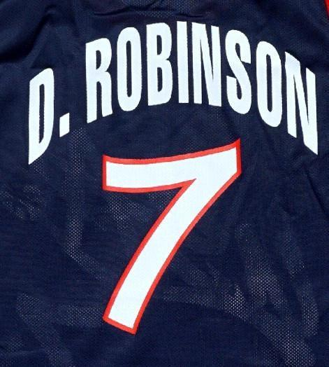 David Robinson USA Jersey