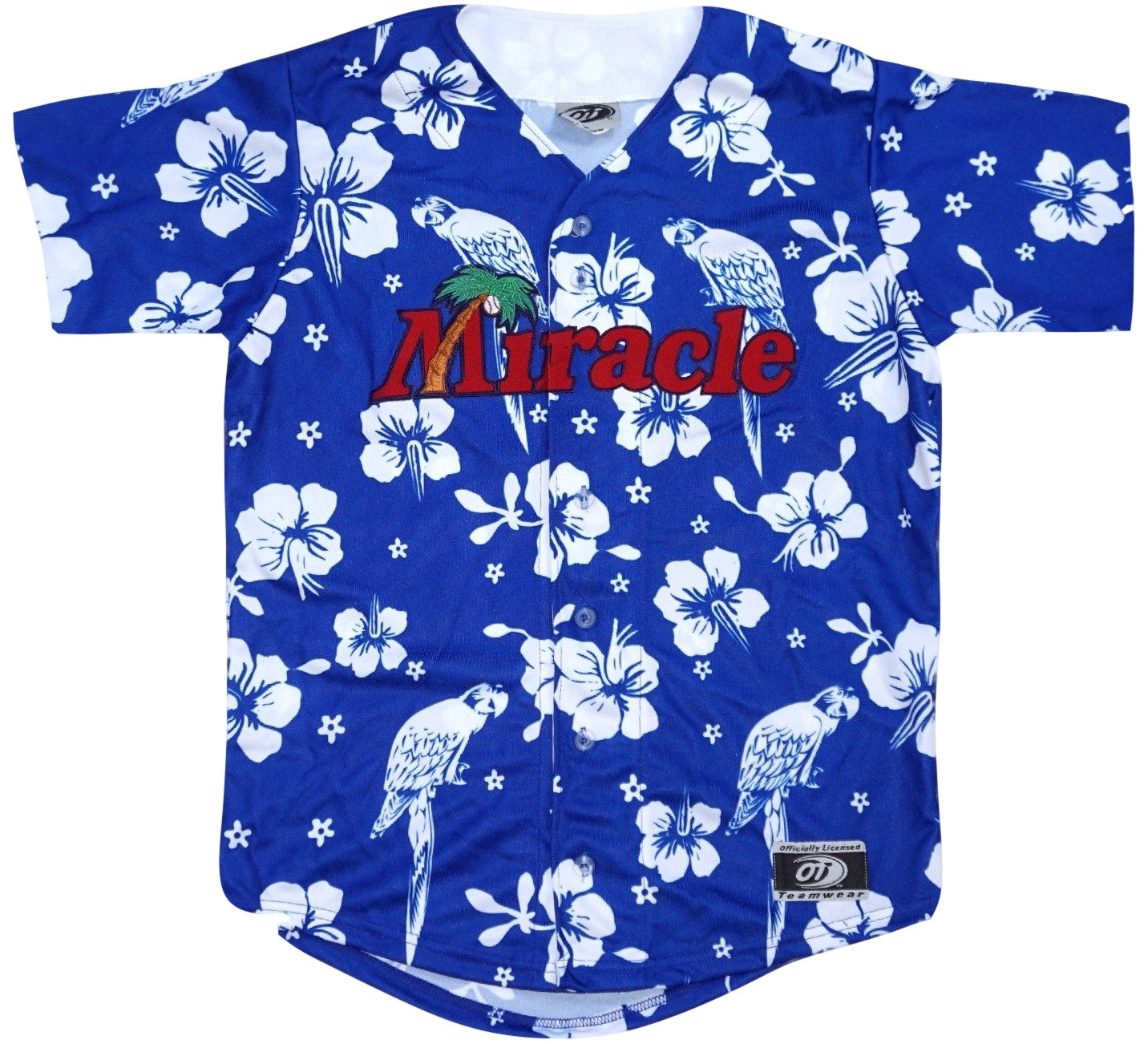 Fort Myers Miracle MILB Jersey - And Still